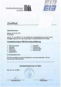 2002.07.13 Gensmann Jörg HWK Köln EIB Grundseminar Kopie