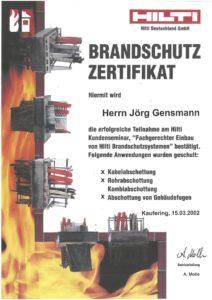 2003.03.15 Gensmann Jörg Hilti Brandschutz Kopie
